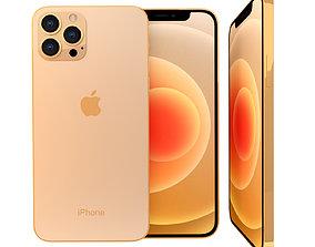 IPhone 12 3D model