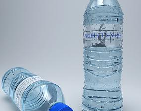 3D asset bottle water Ifri