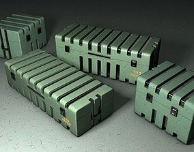 3D model storage box design