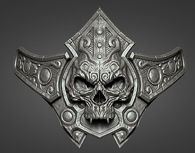 Lich King armor - Belt 3D printable model