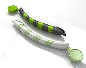 ExaminationTime Ballpoint Pen 3D model design