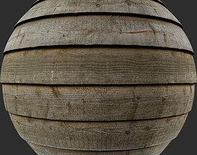 3D model Wood Textures - 8K CC0