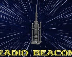 3D printable model Radio beacon