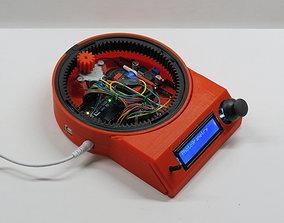 Arduino controlled photogrammetry 3D-scanner gear