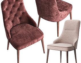 OTTI Chair 3D model