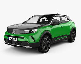 Opel Mokka-e 2021 3D model