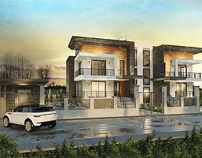 3D model TWEEN HOUSE