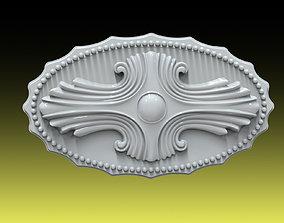 3D printable model Rosette 011