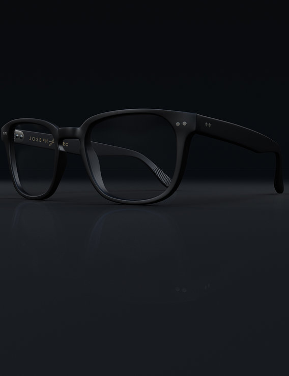 Joseph Marc Glasses Render