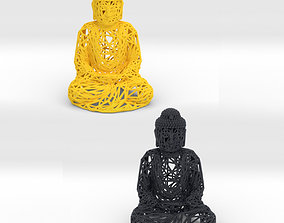3D printable model Gautama Buddha