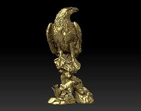 hunter eagle 3D print model