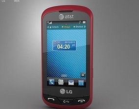 3D asset LG Xpression C395