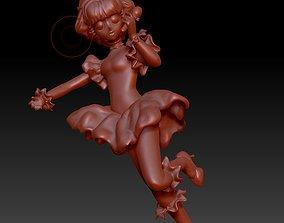 3D printable model Creamy Mami - the Magic Angel