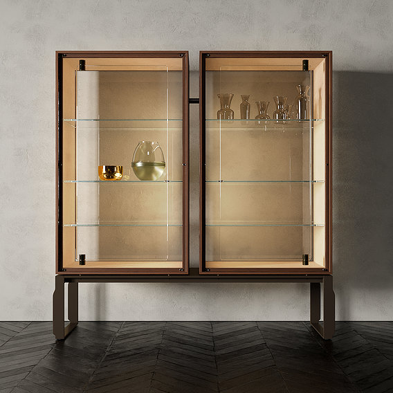 3D model AEI Display cabinet Product