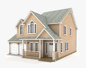 Cottage 54 3D model