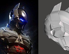 Arkham Knight helmet - Red hood 3D printable model