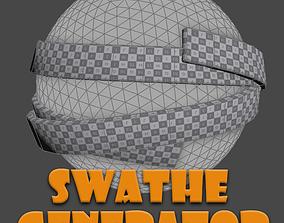 Swathe generator 3D