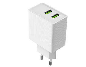 3D model Power Adapter USB