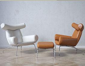 Ox Chair 3D