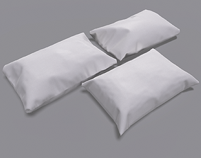 Pillows comfort 3D model