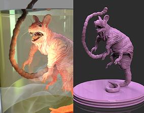 3D print model Laboratory Rat Figurine