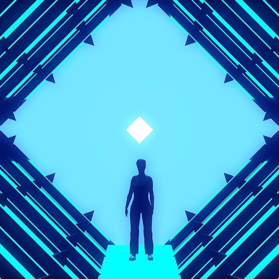 Sci-fi Tunnel