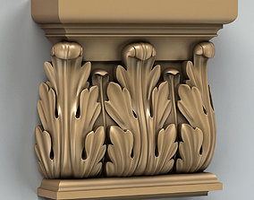 3D Column Capital 003