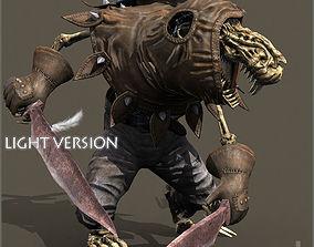 Ratkin Rogue Light Version 3D model
