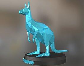 3D print model Poly Kangaroo