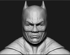 Batman 3D print model mask