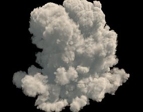 other Realistic 3d cloud VDB format