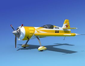 Sukhoi SU-26 Aerobat V15 3D