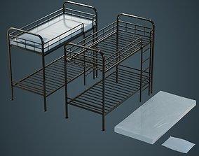 Bunk Bed 3A 3D asset