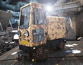3D Abandoned Vehicle