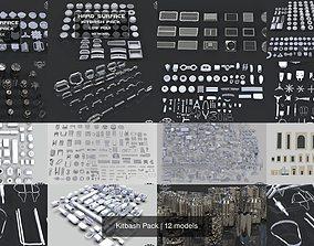 3D Kitbash Pack