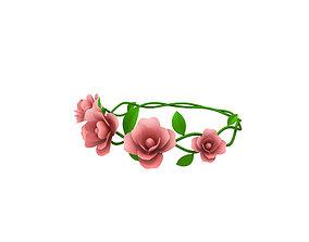3D model Floral Crown