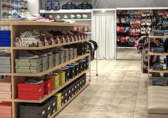 Sport Store Visualization