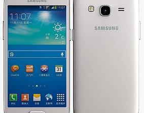 Samsung Galaxy Win Pro G3812 White 3D