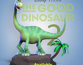 3D printable model The Good Dinosaur - Fan art
