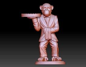 monkey Monkey 3D print model