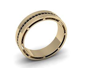Men Jewerly Ring 012 3D printable model