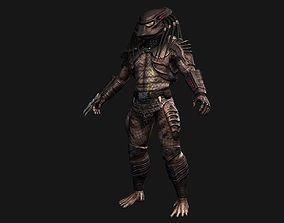 3D asset Predator