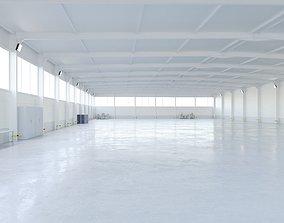 Warehouse Interior 5 3D model