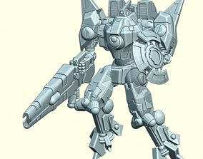 2PI XV9 Shasta Battlesuit 3D printable model
