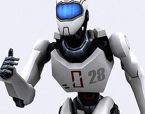 animated 3DRT - iRobots