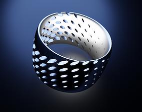 The WaveRing 3D printable model