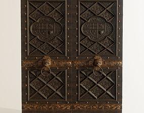 3D model Ornate Door