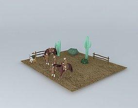 3D model ARGO Old Lumber Joe