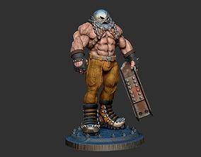 Juggernaut 3D printable model