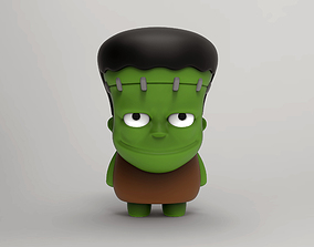 3D printable model Frankenstein addamsfamily